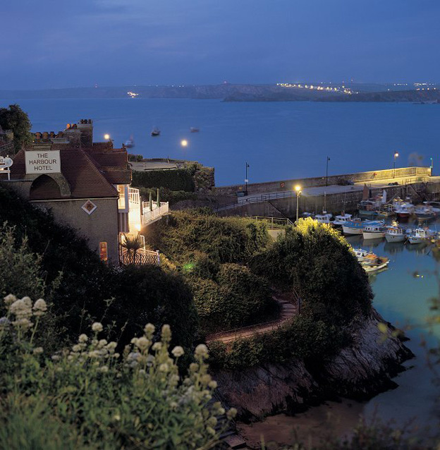 Sea View Hotels in Newquay - Newquay_Harbour_hotel