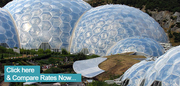 The Eden Project Newquay